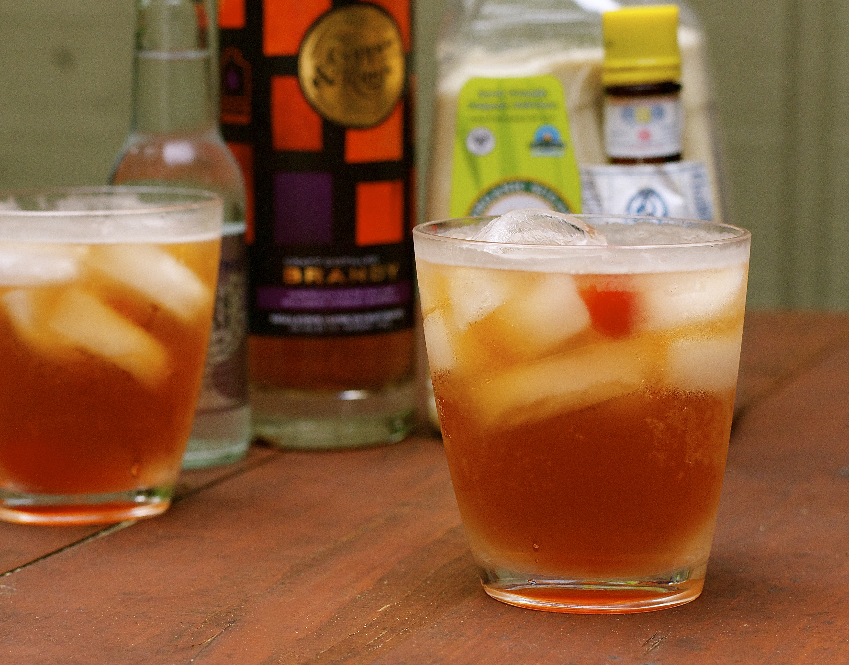 Old Fashioned - Wikipedia Brandy old fashioned drink
